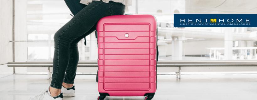 Como armar una maleta